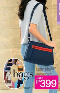 ELISE SHOULDER BAG
