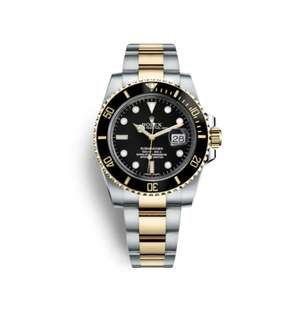 Rolex Oyster Perpetual 40MM Stainless Steel Submariner Date