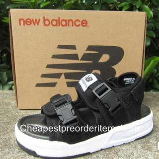 [NEW ] [PO] PROMOTION FOR MONTH OF  JULY 2018 !NEW BALANCE SANDALS ON SALES NOW !!!! FOR KIDS!! SIZE 26-35 !!! adult size are available too. Get tgt now!!!