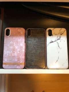 iPhoneX case 20元一個