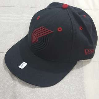 Legit Brand New Without Tags New Era NBA Portland Trail Blazers Cap Hat 7