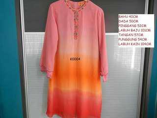 Baju Kurung Prelove