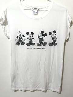 Mango X Disney Mickey 米奇T
