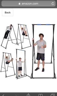 Home Standing Pull Up Bar