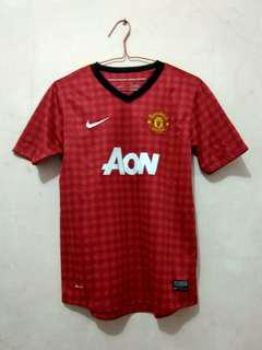 Original manchester United Home Jersey 2012/2013