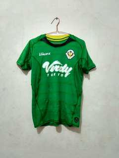 Original Tokyo Verdy Youth Team Jersey With Sign