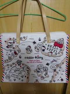 三麗鷗-Hello Kitty手提袋(一起旅行系列)