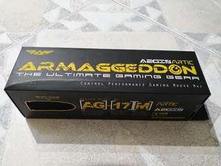 Armaggeddon gaming mouse pad mat AG-17M