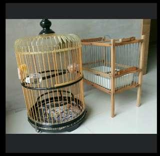 Puteh Cage n Bath