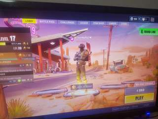 Fortnite Account with s5