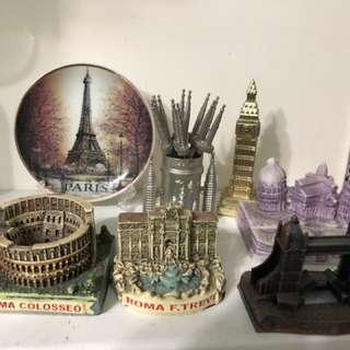 歐洲建築物見圖全部