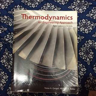 Thermodynamics Eighth Edition