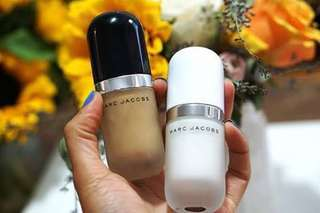 Marc jacobs foundation 26 and primer