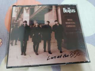 (現貨珍藏) The Beatles - Live at the BBC 2014 2CD 初版