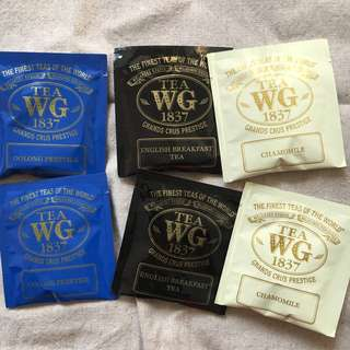 TWG Tea Bag