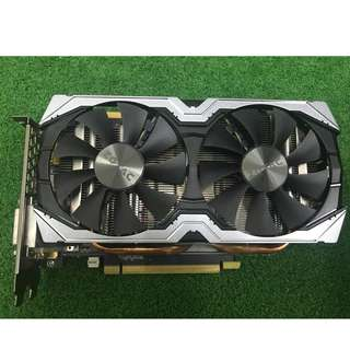 ZOOTAC GTX 1070 8GB DDR5 ( With Backplate )