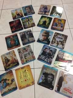 DVD movies Blu-ray Disk