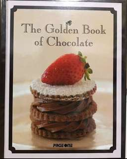 The golden book of chocolate cookbook recipe