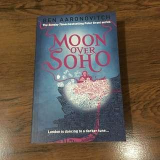 Book (Moon Over Soho)