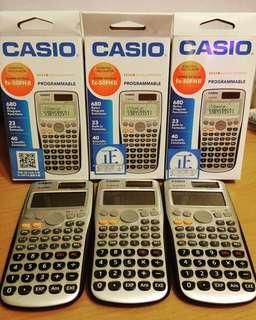 Casio 計數機 fx-50FH II