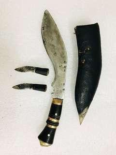 Sales Antique kukri knife