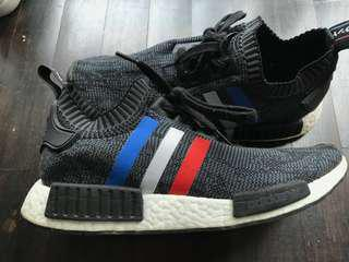 TRADES or SALE! Authentic NMD R1 tri colour black