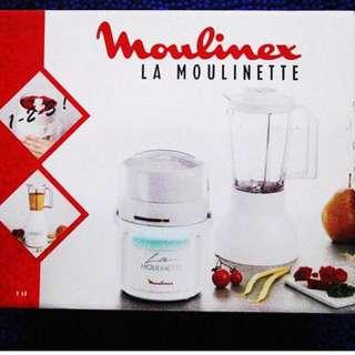 BNIB Moulinex LA MOULINETTE Food Processor - Chopper & Blender