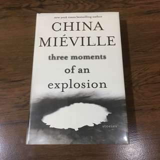 Book (Three Moments of An Explosion)