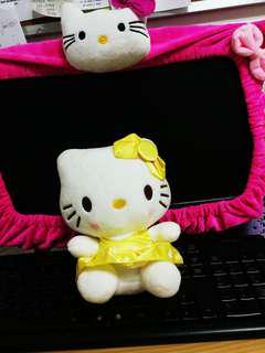Hello Kitty Stuff toy preloved