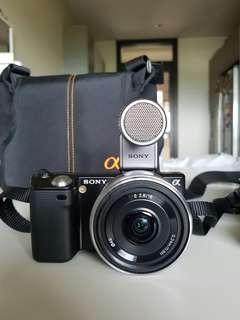 SONY nex5 and 5r mirrorless Camera