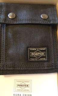 Porter 銀包