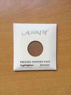 Colourpop Pressed Powder Bronzer - Afternoon Delight