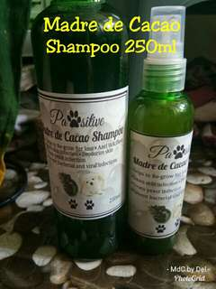Madre de Cacao Shampoo 250ml