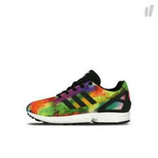 kids toddler unisex boy girl Adidas ZX Flux
