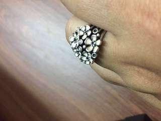 Authentic Pandora Ring size 56