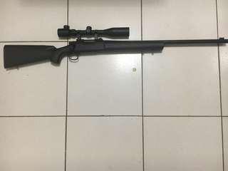瓦斯狙擊槍模型收藏