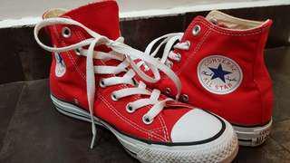 Converse Boy's Hi Top Sneakers