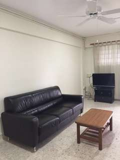 HDB Fully furnished home for rent