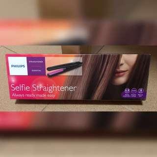 BN Philips Selfie Hair Straightener