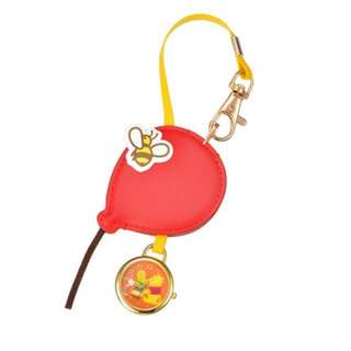 [A1] (1) Last Piece Japan Disneystore Disney Store Pooh Hunny Day Jewel Bag charm watch