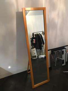 Muji full length mirror (like brand new)