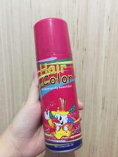 Hair Color spray