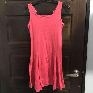 🌸粉紅色內搭裙