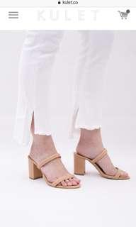 LOOKING FOR: KULET Karla Heel in Size 39 (Nude / Caramel / Nutmeg / Pink)