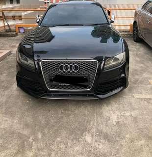 Audi A5 S-Line 3.0A
