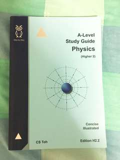 A level study guide physics step by step