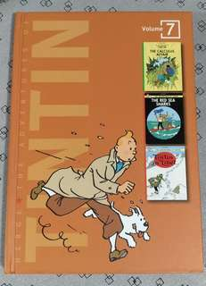 Adventures of Tintin (Vols. 7 & 8)