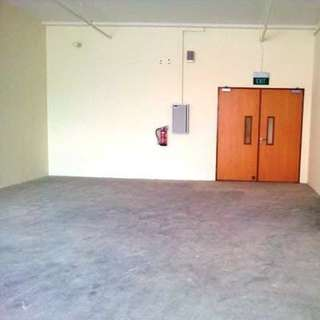Fully Fitted 1000sqft Warehouse< No GST >No Agent Fee <fast takeover lights / with DB box (1000sqft) warehouse for rental