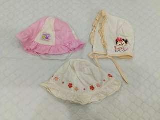 Baby Hats (3pcs)