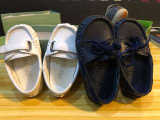 Loafers 9-12m (or older) 2pairs